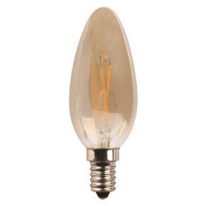 Eurolamp LED Λάμπα Minion Crossed Filament 4.5W E14 Dimmable