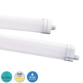 SL LED Γραμμικό Φωτιστικό 36W SMD Plastic Στεγανό IP65