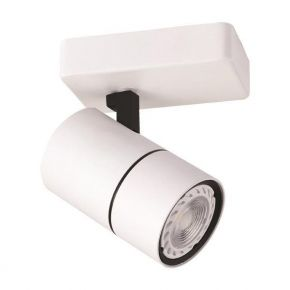 Eurolamp Spot Οροφής Μπάρα Μονή GU10