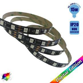 LED Digital Strip RGB 15 Watt 12 Volt DC IC3