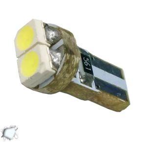 Λαμπτήρας LED T5 2 SMD 1210 Ψυχρό Λευκό 6000k GloboStar 81022