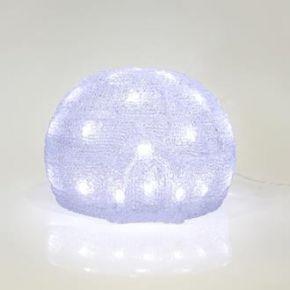 Eurolamp Ακρυλικό Παγόβουνο 3.6W με 30 LED IP44