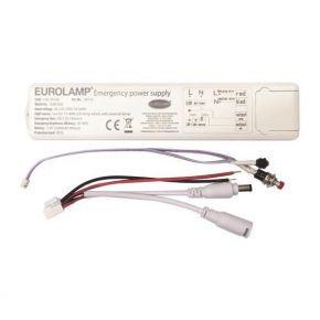 Eurolamp Τροφοδοτικό Μπαταρίας Universal 12-80W