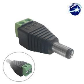 Male Connector Για Ταινία LED