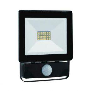 SL LED Προβολέας Με Αισθητήρα Κίνησης 30W SMD IP65