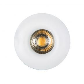 VK Spot Στρογγυλό 35W Χωνευτό GU10 Aluminium 18cm Wire IP20