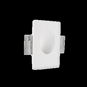 VK Επιτοίχιο Φωτιστικό LED Cree XP-D 1W IP20 240V Γύψινο VK09026