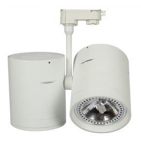 VK LED Spot Ράγας 15WX2 IP20 GU10 R111