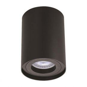 Eurolamp Φωτιστικό Οροφής Κύλινδρος GU10