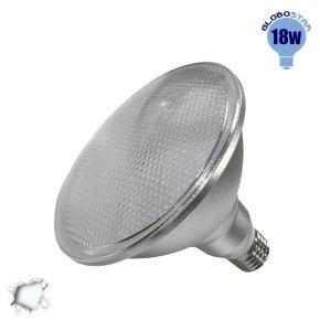 Λαμπτήρας LED PAR38 E27 18 Watt Ψυχρό Λευκό