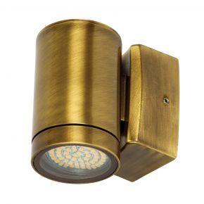 VK LED Spot Τοίχου GU10 IP65 Ορειχάλκινο