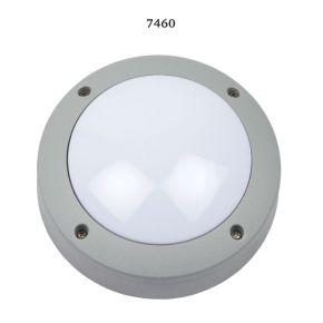 SL LED Απλίκα Τοίχου GX53 Αλουμινίου Στρογγυλή ø145 IP54