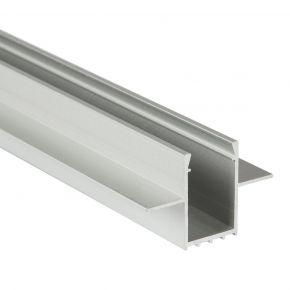 VK  Προφίλ Αλουμινίου Βαθύ Χωνευτό 27mm