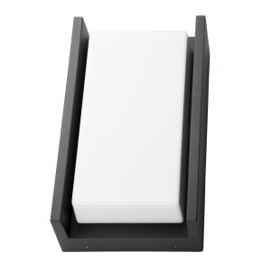 VK Απλίκα 60W VK01079 E27 IP54 Επίτοιχη Ορθογώνια