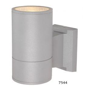 SL LED Απλίκα Τοίχου E27 IP44 Στρογγυλή