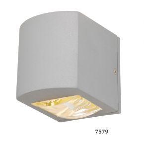 SL LED Απλίκα Τοίχου G9 IP44 Διπλής Ακτίνας