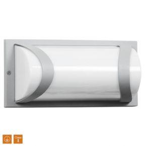 SL LED Απλίκα Τοίχου E27 IP44 Οριζόντιο Κάθετη Ράγα