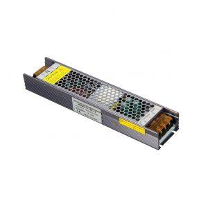 VK LED Τροφοδοτικό Μεταλλικό 100W 24V IP20 Dimmable