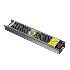 VK LED Τροφοδοτικό Μεταλλικό 150W 12V IP20 Dimmable