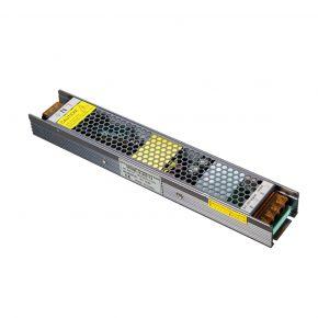 VK LED Τροφοδοτικό Μεταλλικό 200W 24V IP20 Dimmable