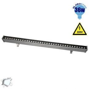 LED Wall Washer 36 Watt 100cm 220v Ψυχρό Λευκό