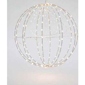 Eurolamp 240 LED Φωτιζόμενη Μπάλα 40cm