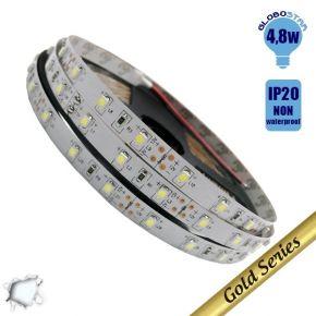 Ταινία LED 4.8 Watt 12 Volt Ψυχρό Λευκό IP20