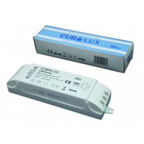 CUBALUX LED Τροφοδοτικό 36W 12V IP20