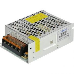 CUBALUX LED Τροφοδοτικό 60W 24V IP20