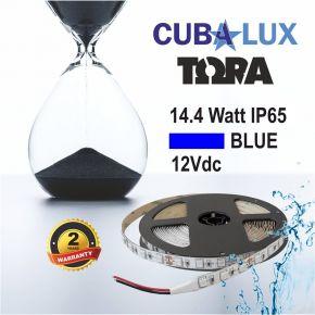 CUBALUX Ταινία LED TΩRA LIGHT Χρωματιστή 14.4W/m 12V IP65 5m