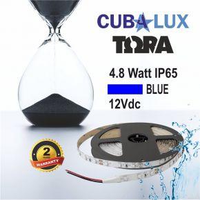 CUBALUX Ταινία LED TΩRA LIGHT Χρωματιστή 4.8W/m 12V IP65 5m