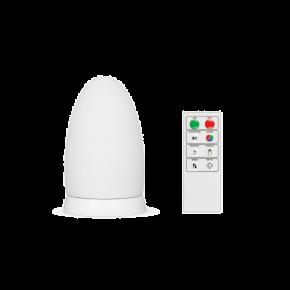 VK LED Classic Ασύρματη Επαναφορτιζόμενη Με Control