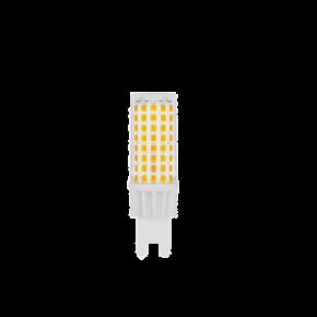 VK LED Λάμπα 8W G9 Ceramic & Plastic