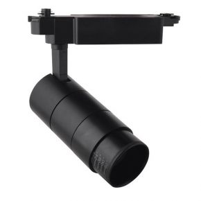 Spacelights LED Φωτιστικό Ράγας 4-Line 30W COB Zoom - Dimmable - Αλλαγή Kelvin