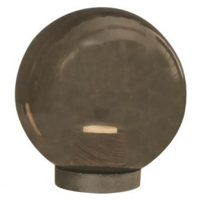 Eurolamp Απλίκα Πλαστική PMMA Μελί Ø20cm