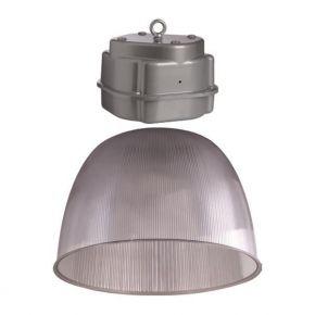 Ferrara Καμπάνα Polycarbonate Με G.Box 220-240V E40 Φ42
