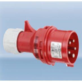 ABL-SURSUM Φις Αρσενικό Βιομηχανικού Τύπου Με Αναστροφή Φάσης 5x16A 400V IP67