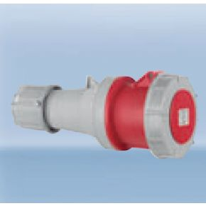 ABL-SURSUM Φις Θηλυκό Προεκτάσεως Βιομηχανικού Τύπου 5x125A 400V IP67