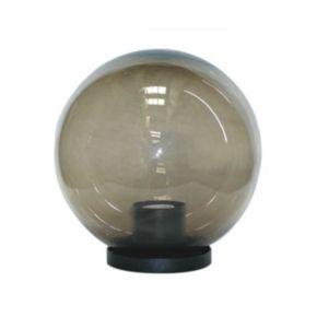 ACA Ακρυλική Μπάλα Με Γρίφα E27 Φιμέ Ø20