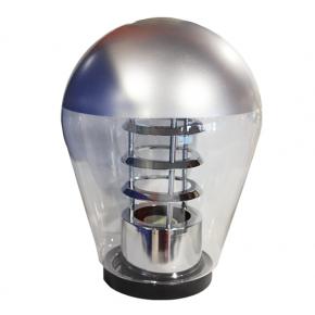 ACA Φωτιστικό Κήπου E27 max. 40W 230V Πλαστικό Φ22