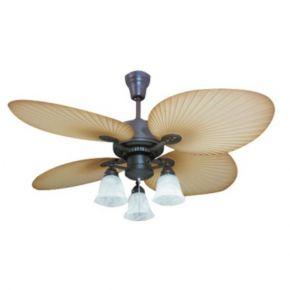 ACA LED Ανεμιστήρας Οροφής 4 Φτερών Τρίφωτο