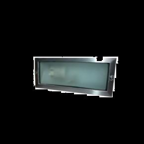 ACA LED Απλίκα Τοίχου Ε27 Παραλληλόγραμο
