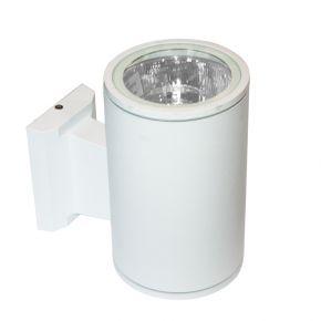 ACA LED Spot Απλίκα Εξωτερικού Χώρου 1 Δέσμη Ε27 White