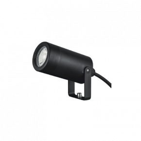 ACA LED Spot Κήπου 3W GU10 Plastic Μπηχτό IP65