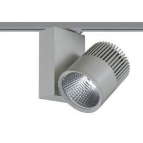ACA LED Spot Ράγας Οροφής 30W Bienal 2 Καλωδίων