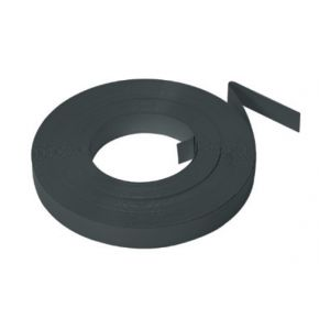ACA Μαύρος Ατσάλινος Ιμάντας 16x10mm