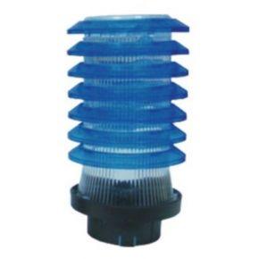 ACA Περσίδα E27 Για Μπάλες Φ30 Μπλε