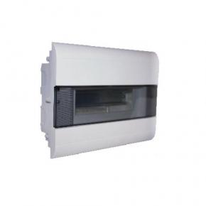 ACA Πίνακας Χωνευτός με Πόρτα IP40