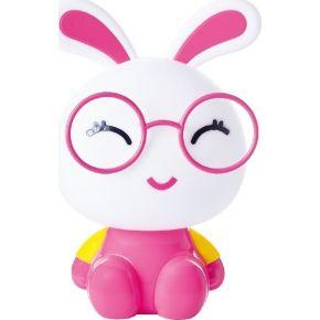 ACA Πορτατίφ Παιδικό E14 Κουνελάκι Ροζ Friends