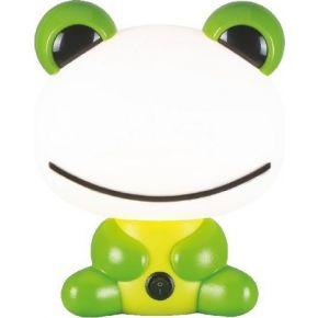 ACA Πορτατίφ Παιδικό E14 Βατραχάκι Πράσινο Friends